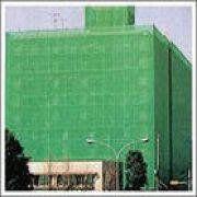 鸿宇筛网绿色建筑安全网 封车盖土网防尘密目式安全立网 工地工程防护网