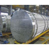 供应不锈钢换热器管,水压涡流检测不锈钢管