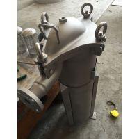 顶入式(龟背)袋式过滤器 耐压加强型 上三环保专业生产厂家