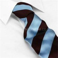 Lowest Cost 960 Needle Yarn Dyed Polyester Woven Jacquard Dobby Striped Dots Herringbone Shirt Sales Promotion Necktie