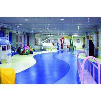 供应幼儿园儿童乐园安全防滑pvc塑胶地板