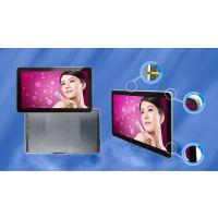 众视广55寸苹果款壁挂广告机 高清网络 1080P分屏 户外广告机 ZSG55