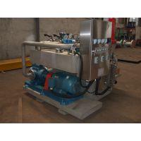 供应大包滑动水口液压系统低压油泵 循环泵 三螺杆油泵SN940R54U12.1W2