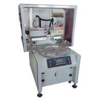 转盘丝印机(立式转盘丝印机)精密转盘丝印机