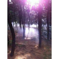 海南 海口 三亚别墅造景 景观人造雾设备