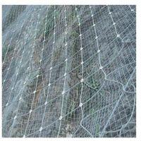 边坡防护网施工要严防安全事故