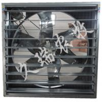 养殖用玻璃钢热镀锌风机