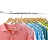 广州番禺区员工T恤衫订做 工衣T恤衫订制厂家-忠兴服装