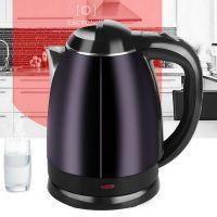 电热水壶不锈钢电水壶大容量烧水壶防烫水壶