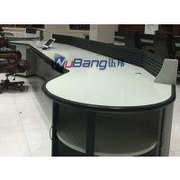 淄博市专业生产定做调度台、机房监控台指挥台的厂家,广州伍邦智能设备有限公司