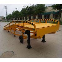 供应北京移动式登车桥固定式登车桥导轨式升降货梯