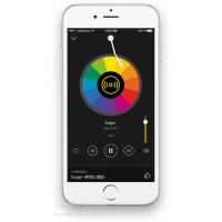 智恒远 A1六律光音智能氛围娱乐系统 方形吸顶灯遥控智能灯 多色灯光可分享编音乐灯智能LED灯舞台灯
