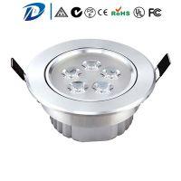 厂家高品质led天花灯 天花筒灯 高亮 足功率 进口芯片 质保三年