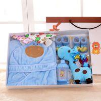 新款婴儿衣服婴儿礼盒宝宝礼盒婴儿用品新生儿礼盒一件代发批发