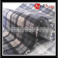 cotton brushed printed flannel fabric