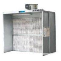 自动喷漆水帘机价格、高工位水帘机厂家资料-图片-排风