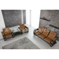 热销供应南京上海深圳广州杭州北京武汉 简约式办公组合沙发 优质高档组合沙发慕尚