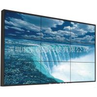 供应47寸液晶拼接墙 LG超窄边拼接显示屏 液晶显示屏厂家