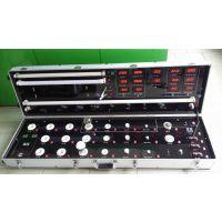 深圳中科泰专业设计定做可测1.2米灯管展示箱、单独14个测试功能表、可传统与LED数据对比测试