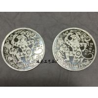 〖批量定做〗金属猴年纪念币/新款铜质猴年纪念章