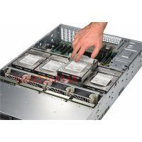 超微829HE1C4-R1K02LPB 3.5寸盘高密度存储 2U16盘位机箱