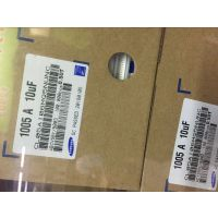 CL05A106MQ5NUNC 0402 10UF三星贴片电容