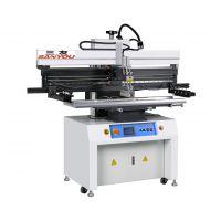 三友1.2米半自动印刷机smt