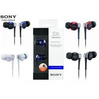 原装正品 索尼/SONY MDR-EX300SL耳机入耳式 重低音耳机耳塞 包邮