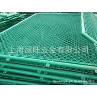 勾花护栏网主要用于足球场,学校操场,体育场,篮球场等的防护网