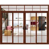 合德豪门窗、罗马臻品推拉门,推拉顺畅、密封性好、设计实用、美观大方。