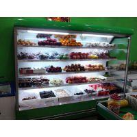 厦门市水果柜定做|超市水果冷藏柜|保鲜展示柜冰柜风幕展示柜