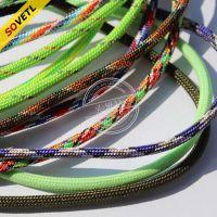 【质量保证】多功能户外伞绳 安全绳 登山绳 耐磨 耐切割 色彩鲜艳 反光荧光