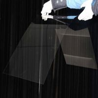 玻璃原材康宁Eagle-2000,具有较高的折射率