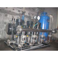【久华供水】甘肃金昌实力供水设备厂家--不必犹豫