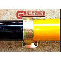 U型挡车器 镀锌管2.0/2.5/3.0寸 可用于车库小区银行等