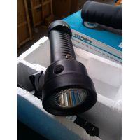 固态强光防水电筒 固态防摔强光手电筒 JW7500