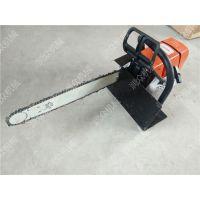 单人操作链条式挖树机 润众 苗圃专用链条挖树机
