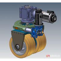 AGV驱动轮认准意大利CFR 您的专业驱动方案品牌