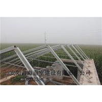 建造几字钢温室都应该注意哪些安阳鑫海公司给您解答