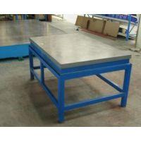 供应上海仕毅高精度高强度铸铁钳工工作台,模具平台