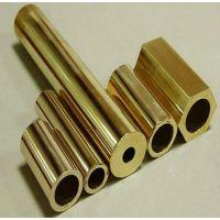 广东现货35*10MM厚壁黄铜管江铜H59无缝黄铜管内径15MM价格