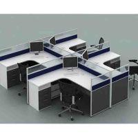 办公家具厂家批发屏风办公桌电脑桌办公家具办公桌4人位定做