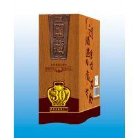 山东白酒pvc木盒