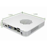 X86网络广告机播放盒多媒体信息发布系统高清1080P送管理软件