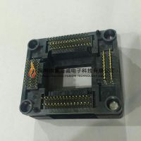 Enplas OTQ-100-0.65-05 IC插座 QFP100PIN 0.65MMPITCH