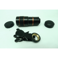 手机照相望远镜头手机镜头广角微距拍照神器通用单反外置摄像头 无锡瑞丰达