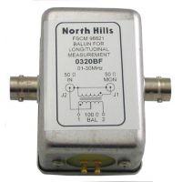北山(north hills) BF系列 平衡变压器0320BF/0322BF的对比