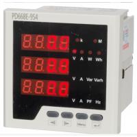 三相四线 数显仪表 多功能表 PD668E-9S4Y 带485华邦厂家直销