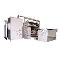 新鑫 PUR 湿气反应型热熔胶贴合机