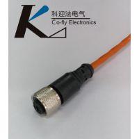 供应防焊防飞溅电缆连接器质量可靠